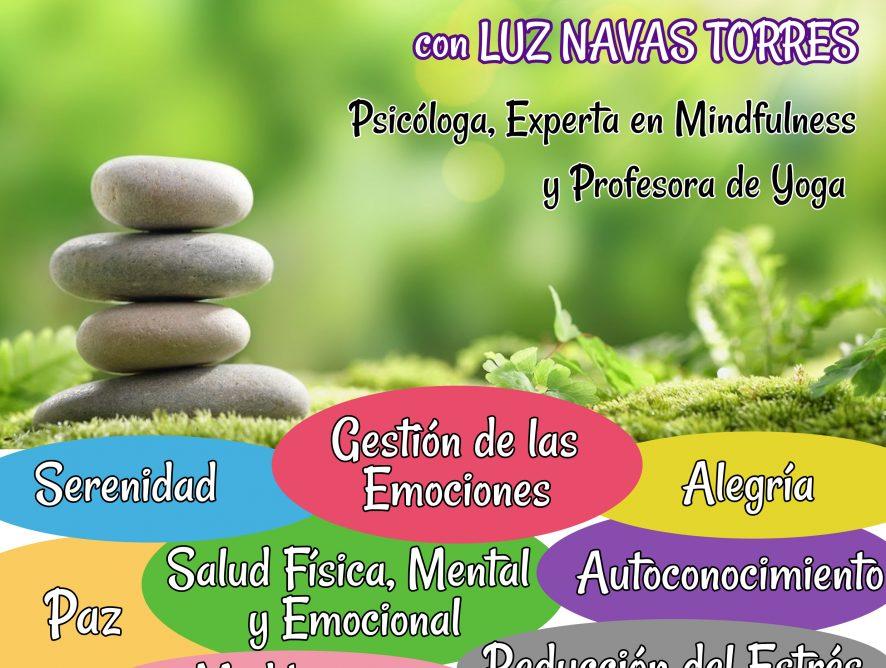 Cartel Mindulness Relajacion Meditacion