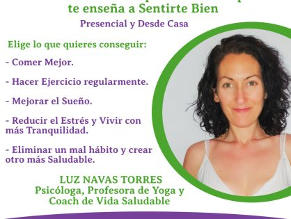 Coaching de Vida Saludable