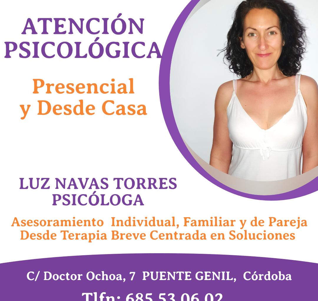 Atención Psicológica Presencial y Desde Casa