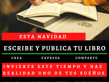 Escribe y Publica tu Libro