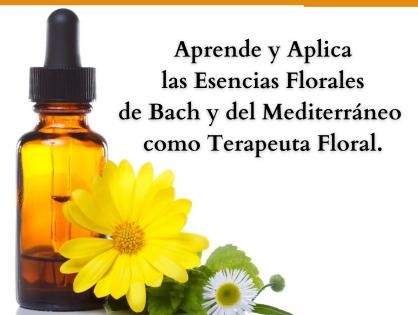 Formación en Terapia Floral de Bach y del Mediterráneo