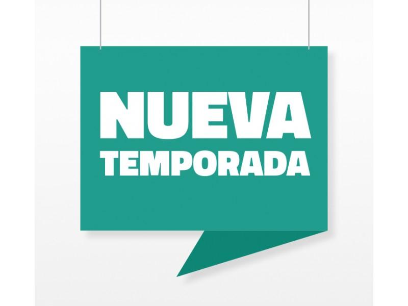 Nueva Temporada de Clases Semanales 2021/2022